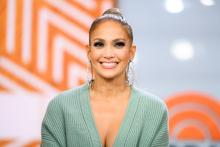 Jennifer Lopez. File image. NBC/GETTY IMAGES.