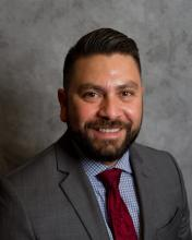 Jose Aguirre, governmental & external affairs manager at PECO for Philadelphia. Photo Courtesy of PECO.