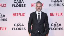 Mexican actor Juan Pablo Medina is out of danger.