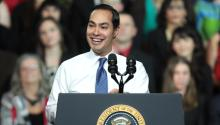 The politician and lawyer of Mexican descent, Julian Castro. Photo: Gage Skidmore.