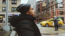 Julio Rivera, fundador de Liberate Meditation.Photo: Huffington Post.