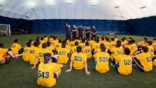 Boca Juniors Academy te está buscando