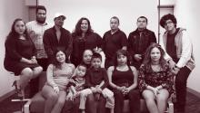 Members ofJuntos, the immigrant rights advocacy and community organization thatbrings together dozens of Mexican families that live in South Philadelphia. Photo: Samantha Laub / AL DÍA News