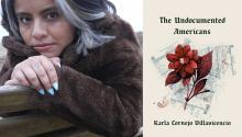 Karla Cornejo Villavicencio, autora de The Undocumented America.