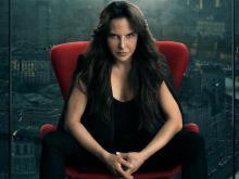 """Actress Kate del Castillo, """"La Reina del Sur""""."""