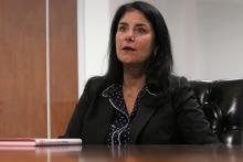 Kathleen Kinslow (Samantha Madera/Al Día News).