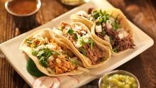 Mexican tacos. File image.