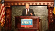 James Kenney: 'Let's get to work'