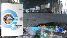 Philadelphia produces 1.5 tons of garbage annually, one per inhabitant. Archive AL DÍA News.