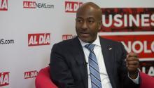 Kevin Johnson, Democratic candidate for U.S. Congress. Samantha Laub / AL DÍA News