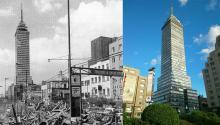 Su arquitecto,Augusto H. Álvarez, se inspiró en el edificio de la Chrysler y el Empire State Building para su construcción. Photo: Getty Images.