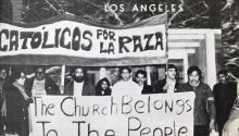 Los movimientos cristianos en Estados Unidos han estado históricamente unidos a la lucha por los derechos civiles. Photo: La Raza.