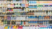 La lactosa se esconde en diferentes productos que consumimos de manera habitual.Photo by NeONBRAND
