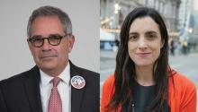 Larry Krasner (Attorney General Elect) and Rebecca Rhynhart (Controller-elect) won the general election in Philadelphia.