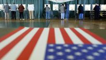 Latino Vote Photo: (ROBYN BECK / AFP / Getty Images)