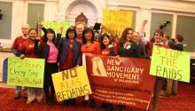 Victoria inmigrante: Concejo adoptó medida contra redadas de ICE