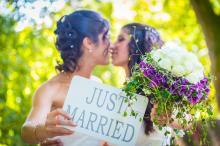 63 parejas se casan en la primera boda gay múltiple de Puerto Rico