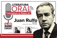"Literatura Oral: ""Literature to Listen to."" The new AL DÍA Radio Podcast about Latin American Literature."