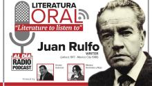 """Literature to listen to"" is a new podcast production of AL DÍA News."