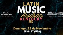 Photo: elkentubano.comLatinos are just 4% of the state's population, but host their own Latin Music Awards.