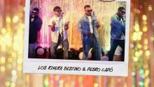 Carlos Figueroa, Antonio Sánchez and Fernando Tarrazo form the band Los Rivera Destino. PHOTOGRAPHY: YouTube