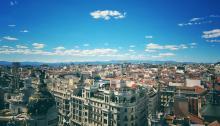 Uno de los barrios de Madrid, elegidoel más cool del mundo. Foto:Abhishek Verma
