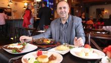 Localizado en 400 S. Second Street, el restaurante Malbec Argentine Steakhouse fue inaugurado por Walter Aragonez ( en la imagen) junto a sus socios Daniel Sollosqui, Miriam Porto y Gigi Jara en diciembre pasado. Ana Gamboa/AL DÍA News