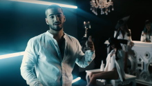 "Maluma, ""Cuatro Babys"". Reaggeton has replaced the popular protest songs in Latin America. Photo: Vimeo"