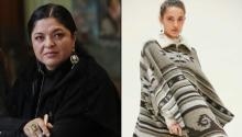La Secretaria de Cultura Alejandra Frausto, incansablepor los derechos de los indígenas, aunque no haya habido medidas legislativas contra el plagio.Photo: El Universal