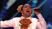 WATCH: Young mariachi singer rocks America's Got Talent