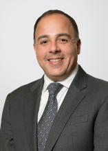 Daniel Mateo, a partner at Holland & Knight, will be one of three honorees at the 2019 AL DÍA Top Lawyers event. Photo Courtesy of Julie Maher/Holland & Knight.