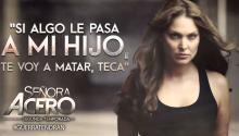 """La seriemexicana """"Señora Acero"""", protagonizada por Gaby Espino, una producción de Telemundo- Foto: Youtube"""