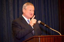 Philadelphia Mayor Jim Kenney. Photo: AL DÍA Archives.