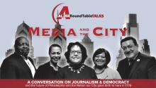 AL DÍA Founder, Editor-in-Chief, & CEOHernán Guaracao sits down withElisabeth Perez-Luna, Sara Lomax-Reese, Michael Days, and Sandra Clark for a conversation on diversity in local news media.