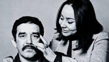 Mercedes Barcha nació en Magangué, Colombia el 6 de noviembre de 1932 y conoció al Premio Nobel de Literatura de 1982. Photo: Heraldo de México.