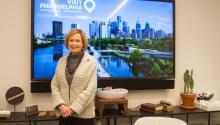 Meryl Levitz is the founding President and CEO of Visit Philadelphia. Yesid Vargas / AL DÍA News