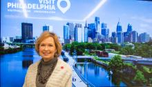 Meryl Levitz is the founding President and CEO of Visit Philadelphia. Yesid Vargas / AL DÍA News