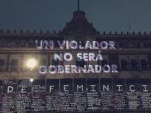 National Palace. Mexico City. March 7, 2021. Photos: Cuartoscuro - AFP.