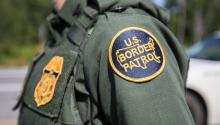 Photo: Border Patrol agent. Scott Eisen/Getty Images
