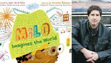 El nuevo libro infantil de Matt de la Peña estábasado en la experiencia de su ilustrador, Christian Robinson, cuya madre estuvo encarcelada cuando era niño.