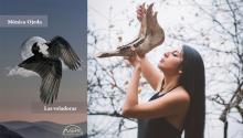 Mónica Ojeda, autora de Las Voladoras.Photo: El Universo.