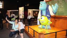 Ciencia y diversión en The Science Behind Pixar