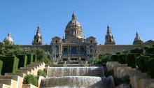 Los alrededores de Montjuic serán escenario de diferentes eventos relacionados con la arquitectura. Foto: Violetta