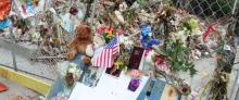 Preparan parque en memoria de víctimas de derrumbe