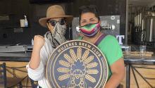 Mujeres Brew Club de San Diego. Photo: San Diego Magazine.