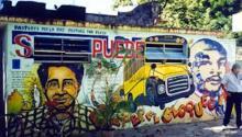 """El Centro Memorial Dr. Martin Luther King Jr. (CMMLK), La Habana (Cuba). """"Surge de un proceso iniciado en 1971 por la Iglesia Bautista Ebenezer, municipio Marianao en la Ciudad de La Habana. Fue fundado el 25 de abril de 1987 como un simple tributo a la memoria del pastor bautista negro y luchador por los derechos civiles en los Estados Unidos, asesinado el 4 de abril de 1968."""" Fuente:http://peace.maripo.com/"""