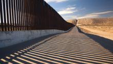 Additional fencing between the United States and Mexico had only a tiny effect on migration while burdening American taxpayers with significant costs, according to a new study by Stanford and Dartmouth researchers. (Image credit: Getty Images)