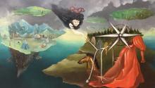 Los Cuentos Mágicos de Leonora Carrington, maestra del surrealismo.