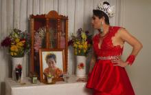 Photo de la serie 'I am the queen'. Photos by Nelson Morales