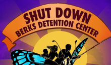 Artwork by Meg Lemieur/Shut Down Berks Coalition
